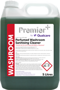 Perfumed Washroom Cleaner Sanitiser - 5L