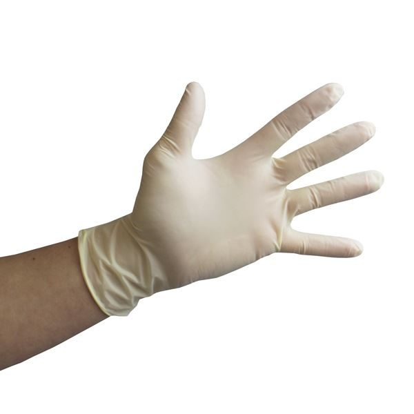 Latex PF Gloves