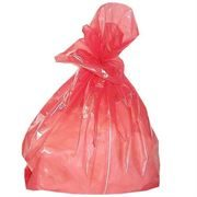 Red soluble bags