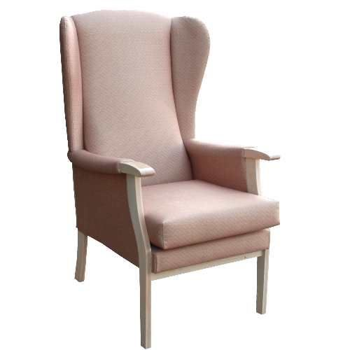 Barbrook Chair with wings