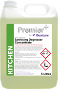 Sanitising Degreaser Concentrate - 5L
