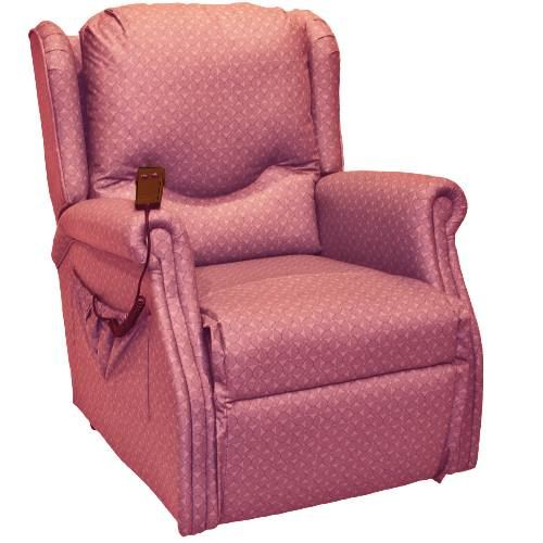 Emerald Rise and recliner