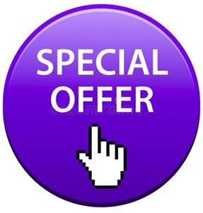 Promotions and Offers!